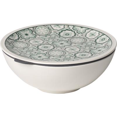 Villeroy & Boch - To Go Jade Porcelanowy pojemnik na lunch/przekąski
