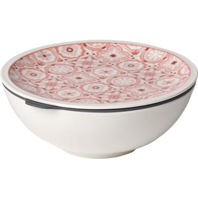 Villeroy & Boch - To Go Rose Porcelanowy pojemnik na lunch/przekąski