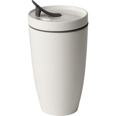 Villeroy & Boch - To Go White Porcelanowy kubek do kawy lub herbaty na wynos
