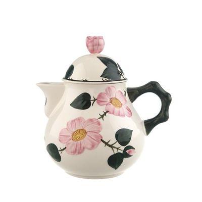 Villeroy & Boch - Wildrose Dzbanek do herbaty 6 os.