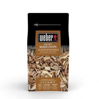 Weber- Drewienka do wędzenia Whiskey