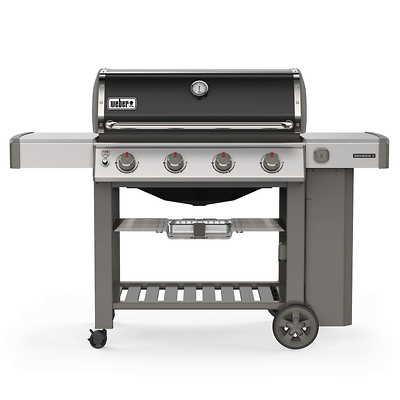 Weber - Genesis® II E-410 GBS grill gazowy