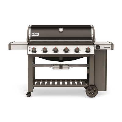 Weber - Genesis® II E-610 GBS grill gazowy