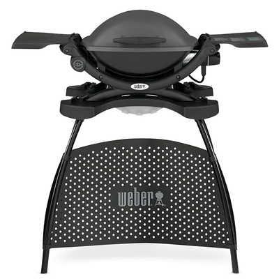 Weber -  Q 2400 ze Standem grill elektryczny