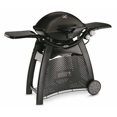 Weber - Q 3200 Black Line  grill gazowy