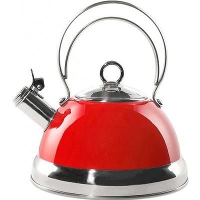 Wesco - Cookware czajnik, czerwony