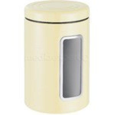 Wesco -  Pojemnik z okienkiem, beżowy
