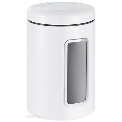 Wesco -  Pojemnik z okienkiem, biały