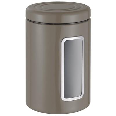 Wesco -  Pojemnik z okienkiem, ciepły szary