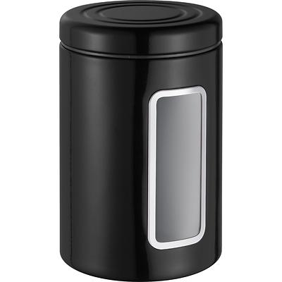 Wesco -  Pojemnik z okienkiem, czarny