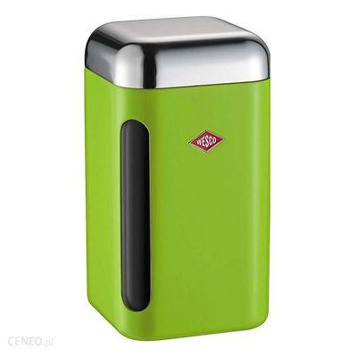 Wesco -  Pojemnik z okienkiem, zielony