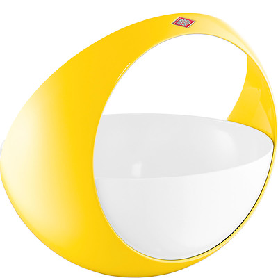 Wesco - Space Basket misa, żółta