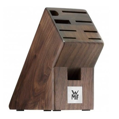 WMF - Blok na noże z drewna orzechowego (bez noży)