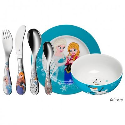"""WMF - """"Frozen"""" Zestaw obiadowy dla dzieci"""
