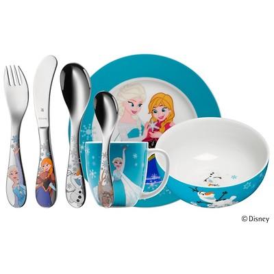 """WMF - """"Frozen"""" Zestaw obiadowy dla dzieci z kubeczkiem"""