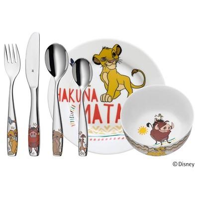 WMF - Król Lew Zestaw obiadowy dla dzieci