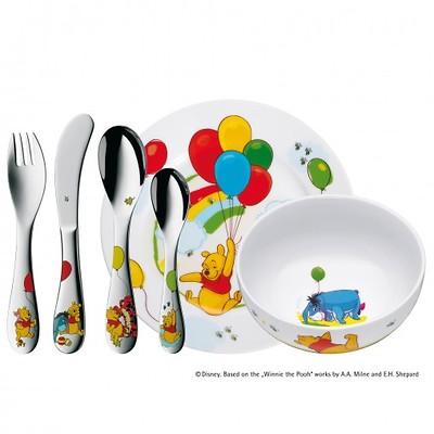 """WMF - """"Kubuś Puchatek"""" Zestaw obiadowy dla dzieci"""