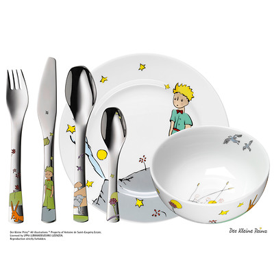 """WMF - """"Mały Książe"""" Zestaw obiadowy dla dzieci"""