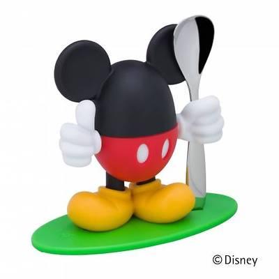 WMF - Mickey Mouse Kieliszek do jajka z łyżeczką
