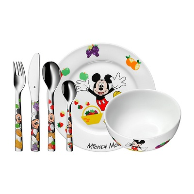 """WMF - """"Myszka Miki"""" Zestaw obiadowy dla dzieci"""