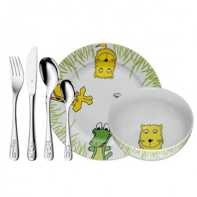 """WMF - """"Safari"""" Zestaw obiadowy dla dzieci"""