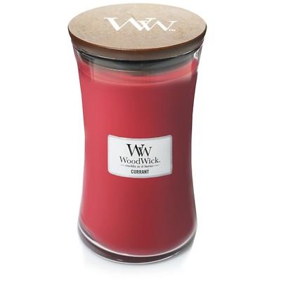 WoodWick - Świeca duża Currant