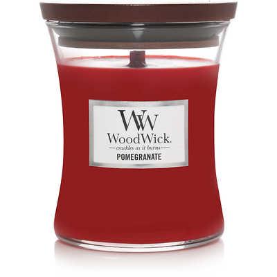 WoodWick - Świeca średnia Pomegranate