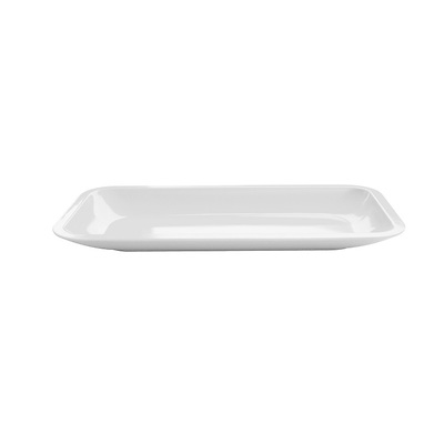 Zak! designs - Black&White Taca do serwowania biały