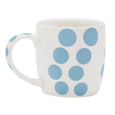 Zak! designs - Dot Porcelanowy kubek niebieski