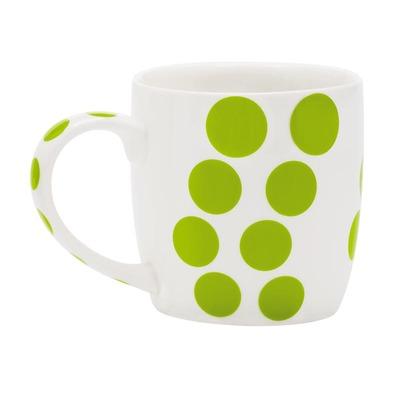 Zak! designs - Dot Porcelanowy kubek zielony